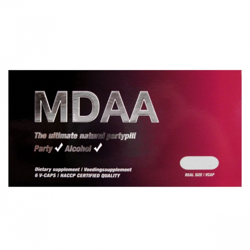 mdaa  MDAA-XTC, a new herbal xtc with excellent energy boost and a lovely ...