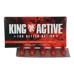 kingactive 5caps